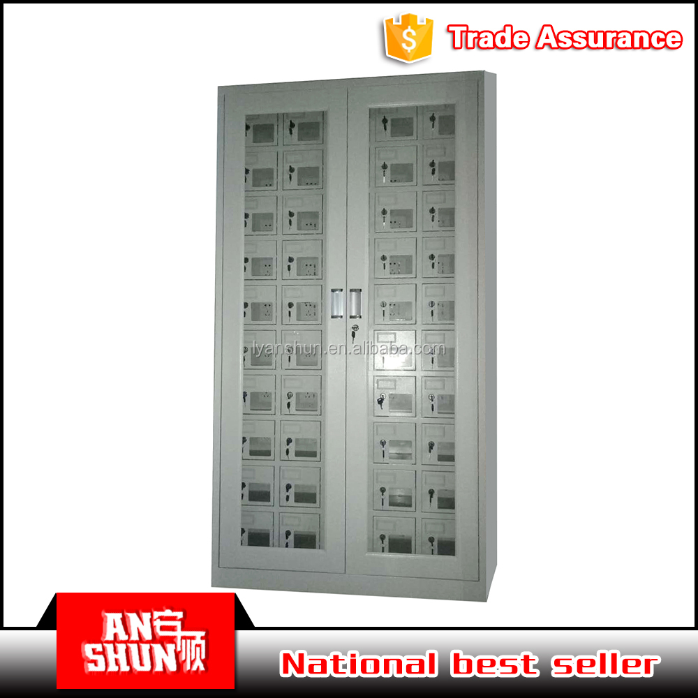 50 doors on the bay high quality cell phone charging locker mobile locker