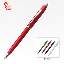 Decorative ballpoint pens/promotional ballpoint pen/ink pens free samples