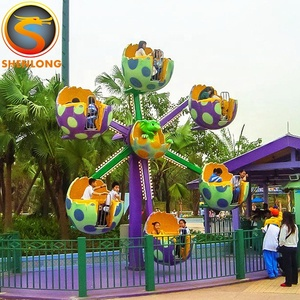 amusement park rides carnival toys children games small Ferris Wheel(Two Side)