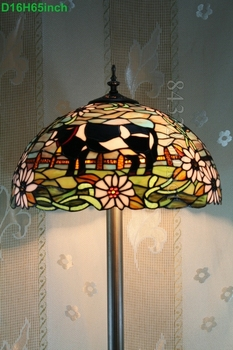 16inch tiffany style floor lamp with cow design from factory 16s40 16inch tiffany style floor lamp with cow design from factory 16s40 1f5 aloadofball Images