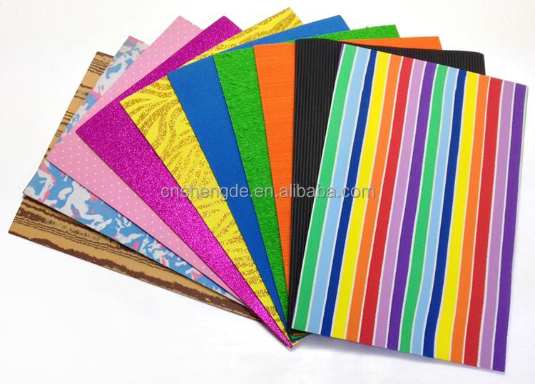 Color Eva Sheet/glitter Eva Foam Sheet/adhesive Eva Material - Buy Eva  Material,Glitter Eva,Eva Sheet Product on Alibaba com