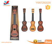 2018 Wholesale musical for kids suitable 5-6 age children education play toys simulation guitar