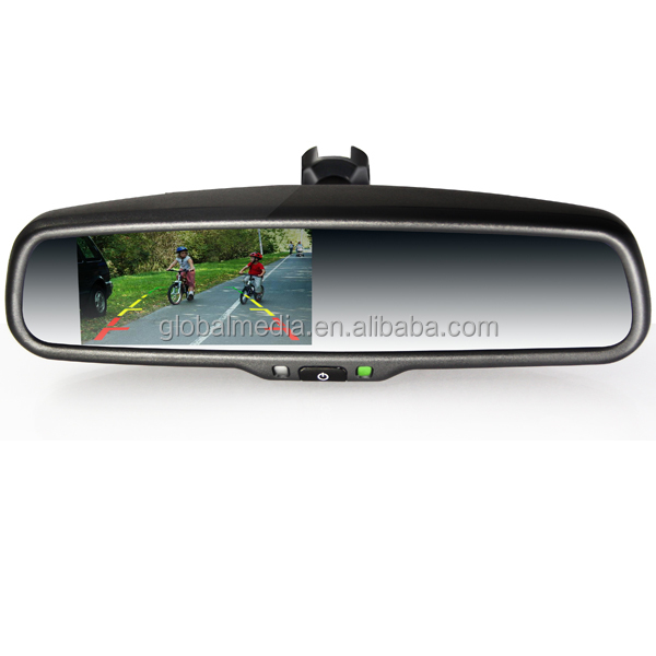 Factory Price Germid Car digital rearview monitor for any cars