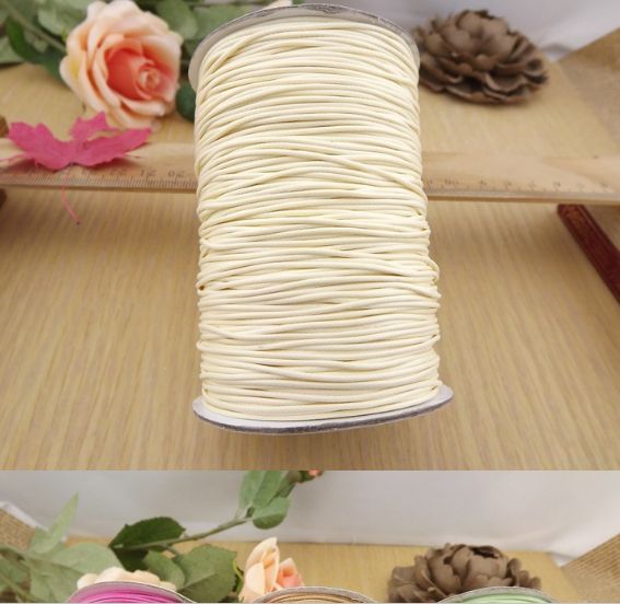 Cotton cord 4mm for macrame sale