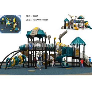 Popular Amusement Entertainment Park Kids Outdoor Solitary Toys Playground Equipment
