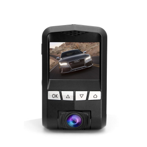 2018 Popularest Mini 2.4'' Dual Lens Dash Cam WiFi Transfer with APP Function