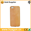wholesale customize high-grade pure wood phone case Wireless Charging Receiver case for iphone5/6/6plus