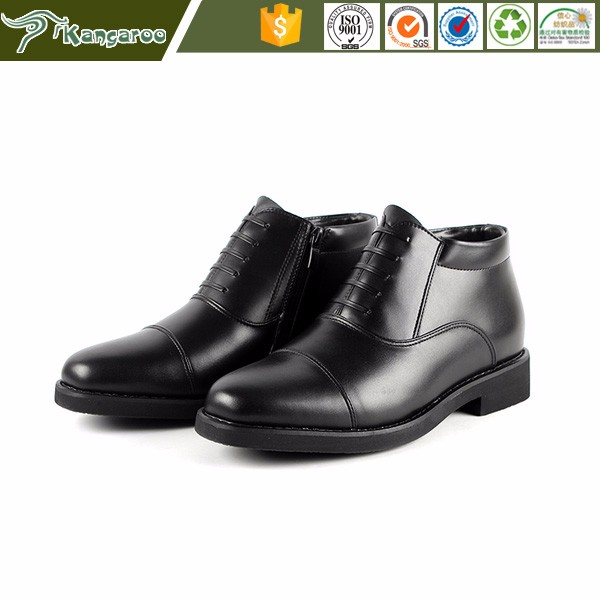 KMB43 Carmy High Quality Goodyear Welt Safety Commando Shoes