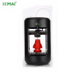 105*135*120 mm China Desktop dtg 3 d printer with good distributor price