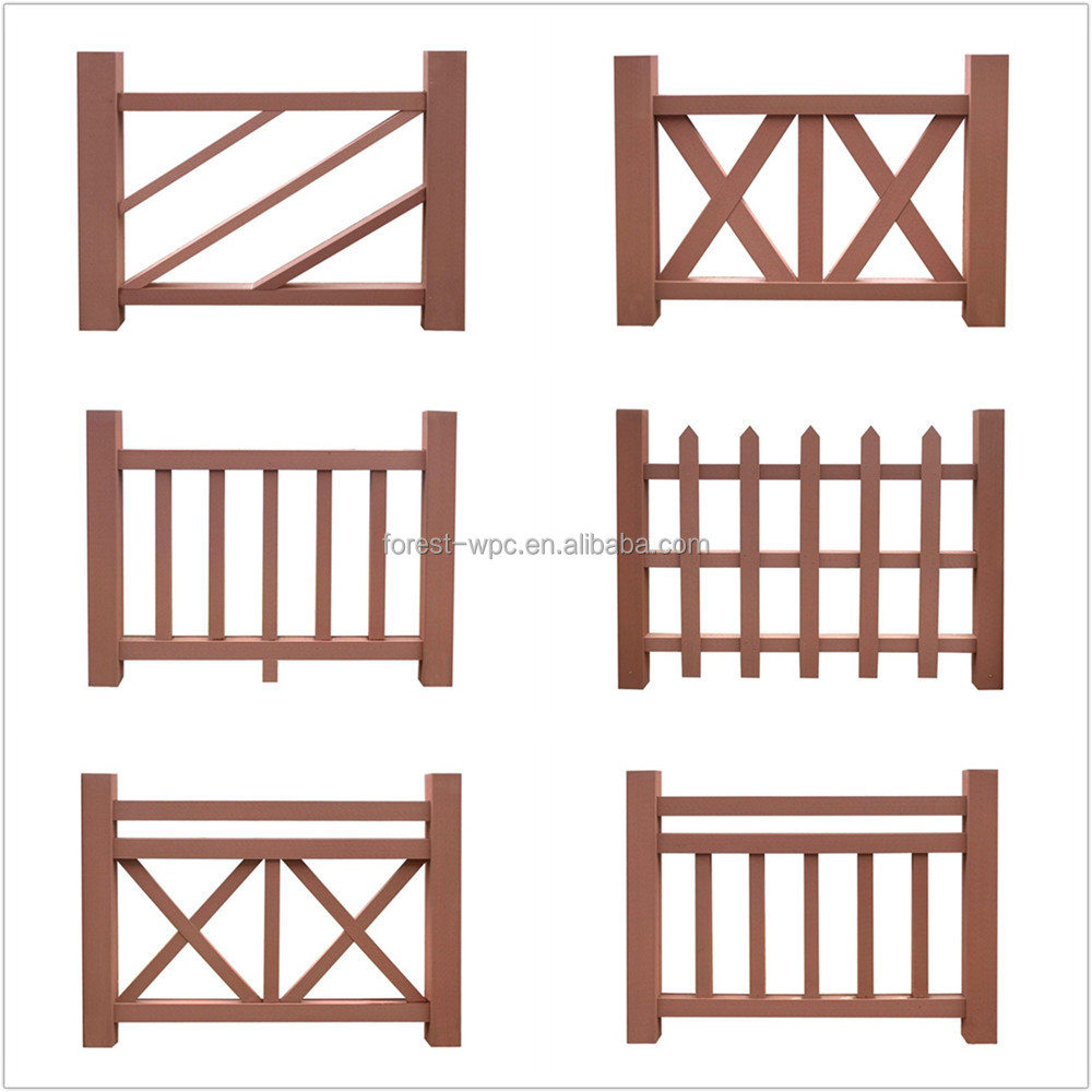 Rail Wood Deck Flower Box Railings Outdoor Wood Railing ...
