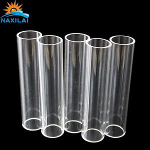 NAXILAI Clear PC Tube Plastic Pipe for Lamp