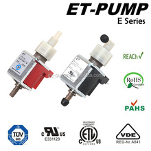 E Steam mop self-priming ET micro electric solenoid piston water pump