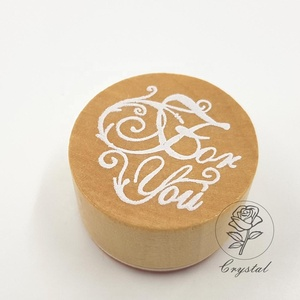 Factory direct sales rubber stamp raw material with custom logo
