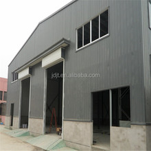 steel workshop with good price Prefab light steel frame warehouse