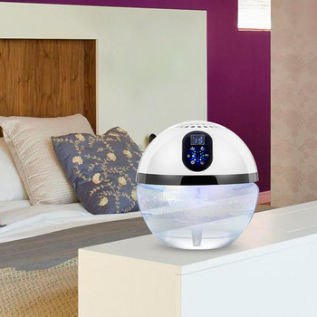 Qingdao Funglan Kj 167/168 Air Washer Ionic Air Purifier Globe Humidifier  Kenzo Air