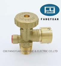 Lpg gas cylinder Gas Control Safety Relief Valves for lpg FY-HW-14