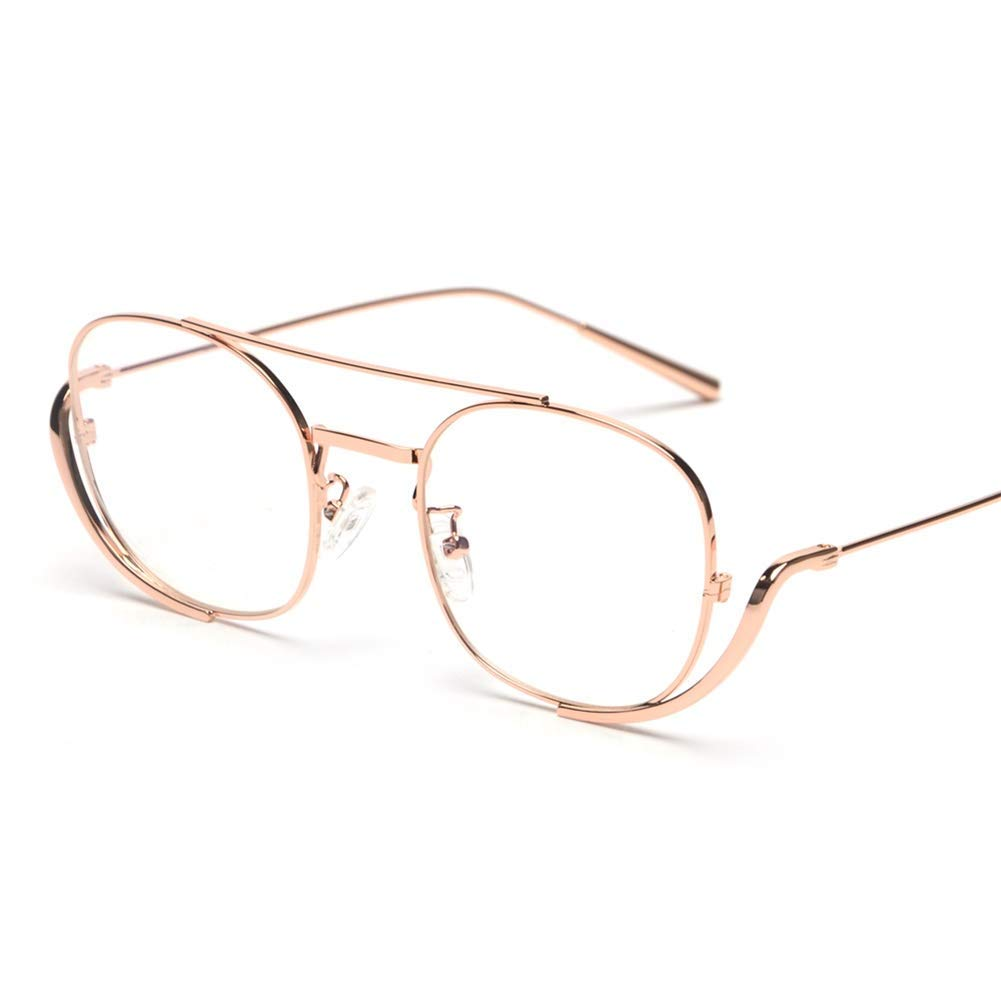 9c0e24f067d Get Quotations · Fashion Men Glasses Frame Optical Square Eyeglasses Myopia  Women Accessories