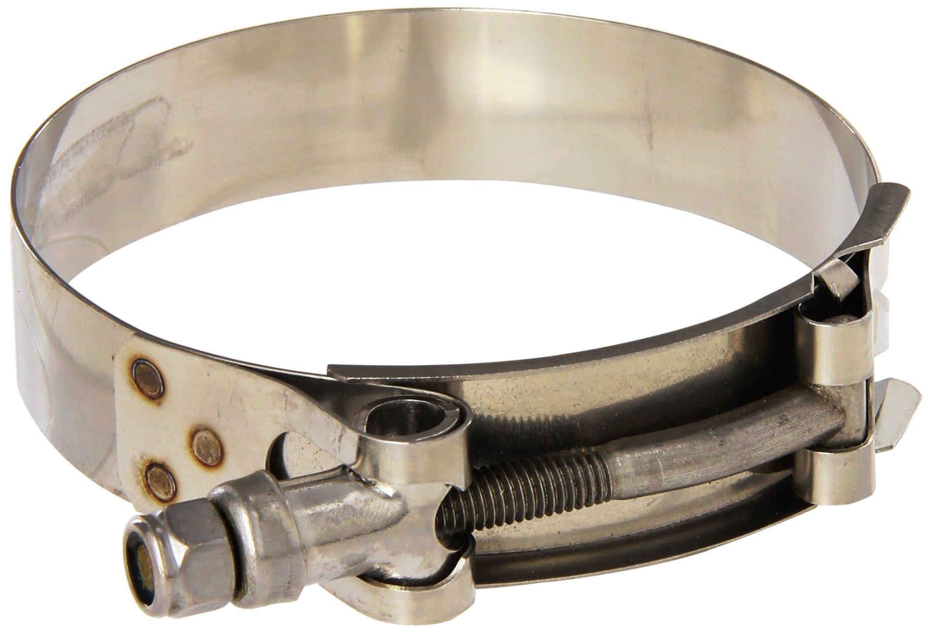 Hps t bolt clamps shower handle trim