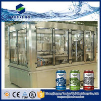 500ml Standard Automatic 2 In 1 Soda Juice Filling Machine