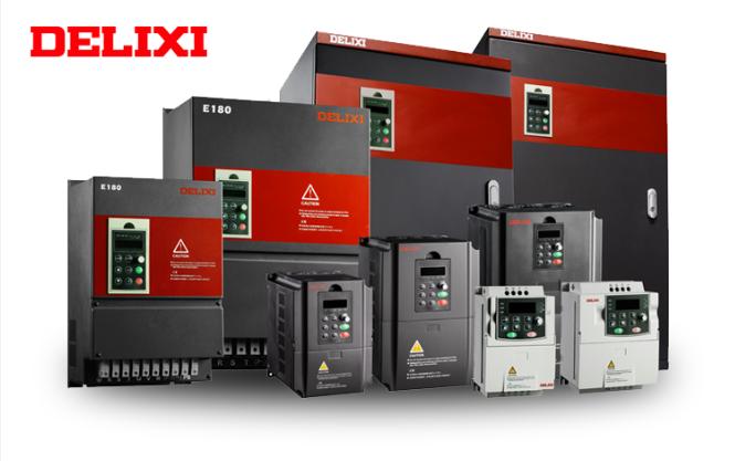 Delixi high quality AC three phase 220v 380v frequency converter frequency inverters convertidor frecuencia de 50