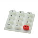 OEM Flexible Rubber Keypad/Keyboard For Calculator/Computer Application