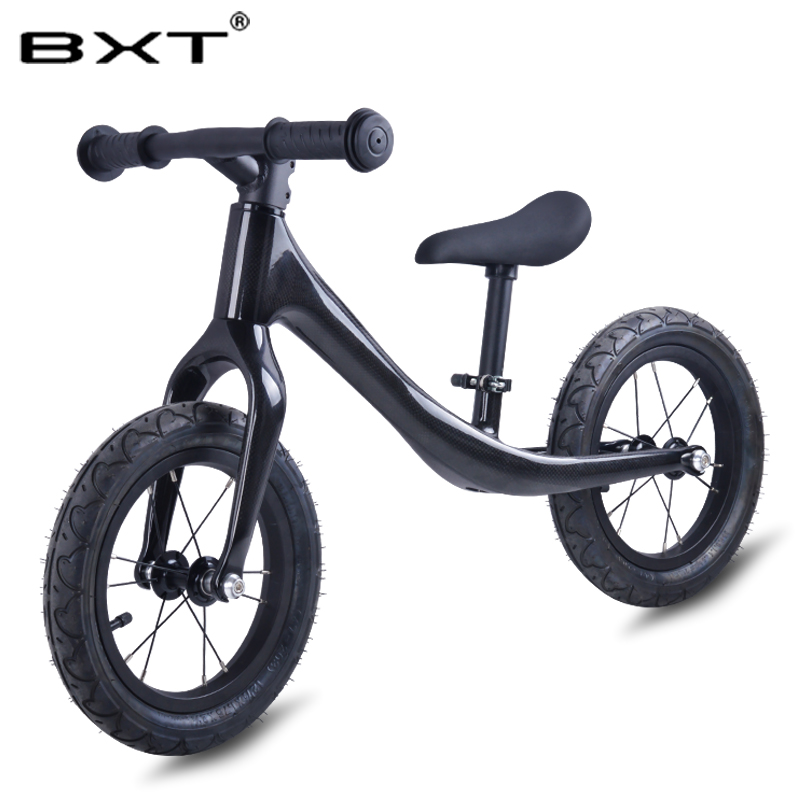 2018 BXT Pedal-less Balance <strong>Bike</strong> carbon Kids balance Bicycle For 2~6 Years Old Children complete <strong>bike</strong> for kids carbon bicycle