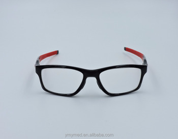 Medical X ray protective lead glasses