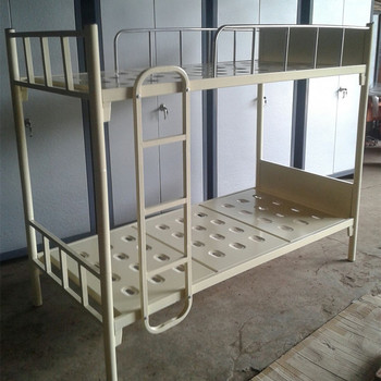 High Quality Latest Bed Design Metal Material Trio Bunk Bed Buy