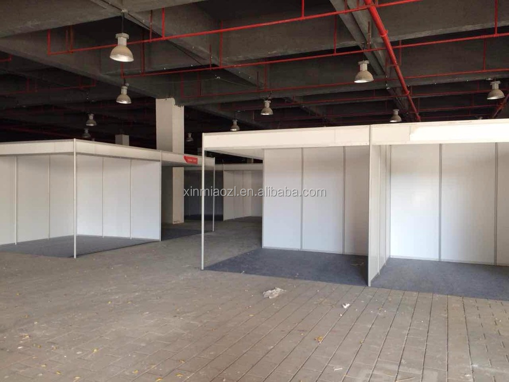 Exhibition Booth System Panel : Exhibition booth system panel linking