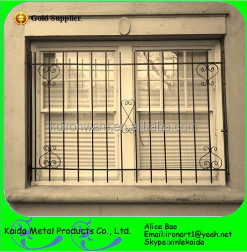 Cheap Decorative Wrought Iron Window Grill Design For India Buy