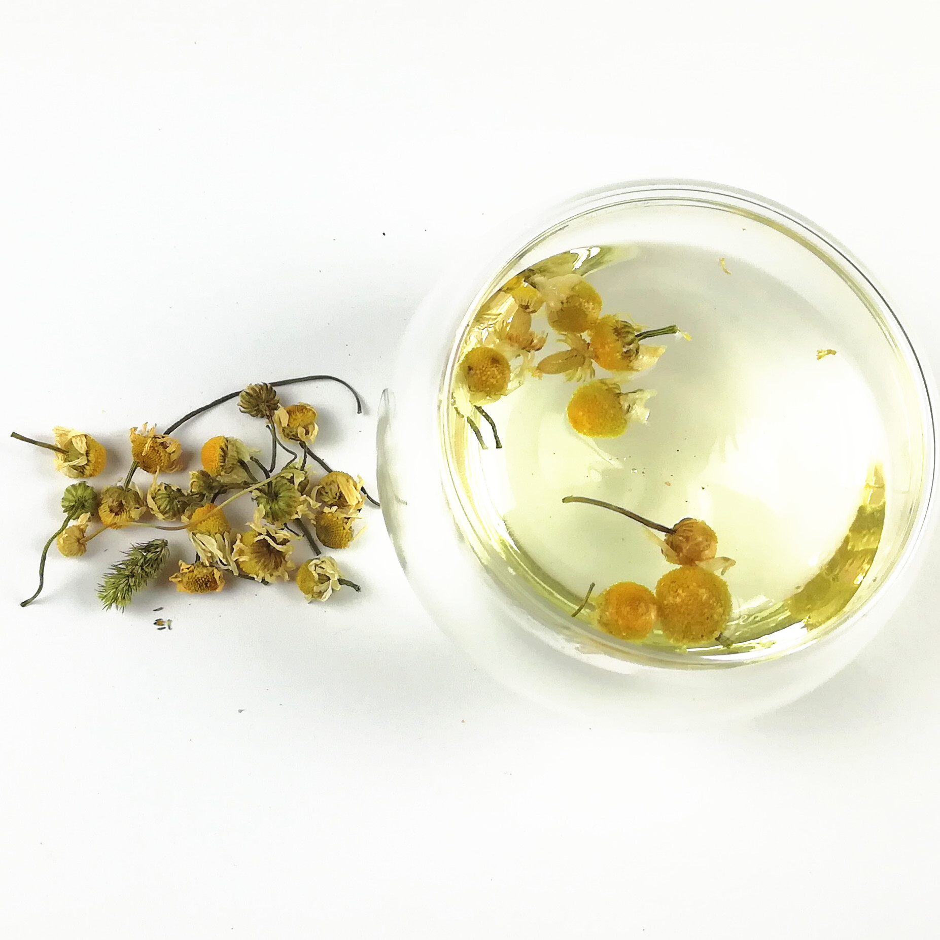 Factory Supply Top Quality Flower Tea Pure Natural Dried Chamomile