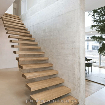 decorative indoor steel wood stair treads and risers