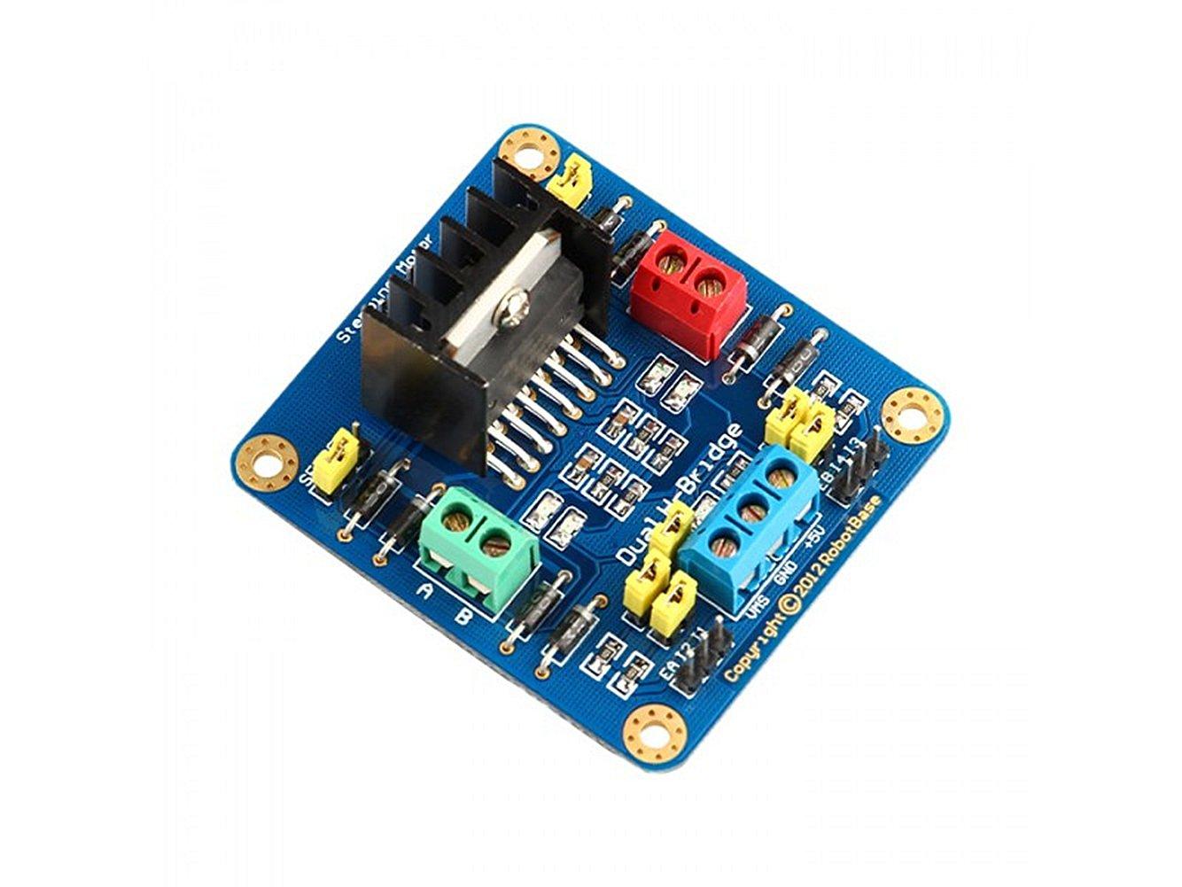 Buy L298 Dual H Bridge Motor Driver In Cheap Price On Alibabacom Circuit Diagram