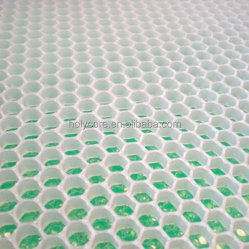 Promotional 12mm Cell Pp Plastic Honeycomb Core View