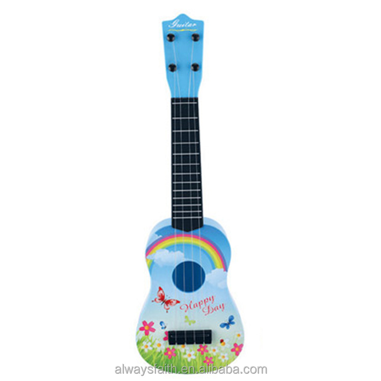 2016 Newest Colorful Musical Instrument Guitar Toy For Kids
