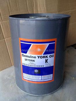 Compressor Oil Type York Refrigeration Oil K - Buy York Refrigeration  Parts,Lubricant Oil For York Chiller,Oil For York Compressor Product on