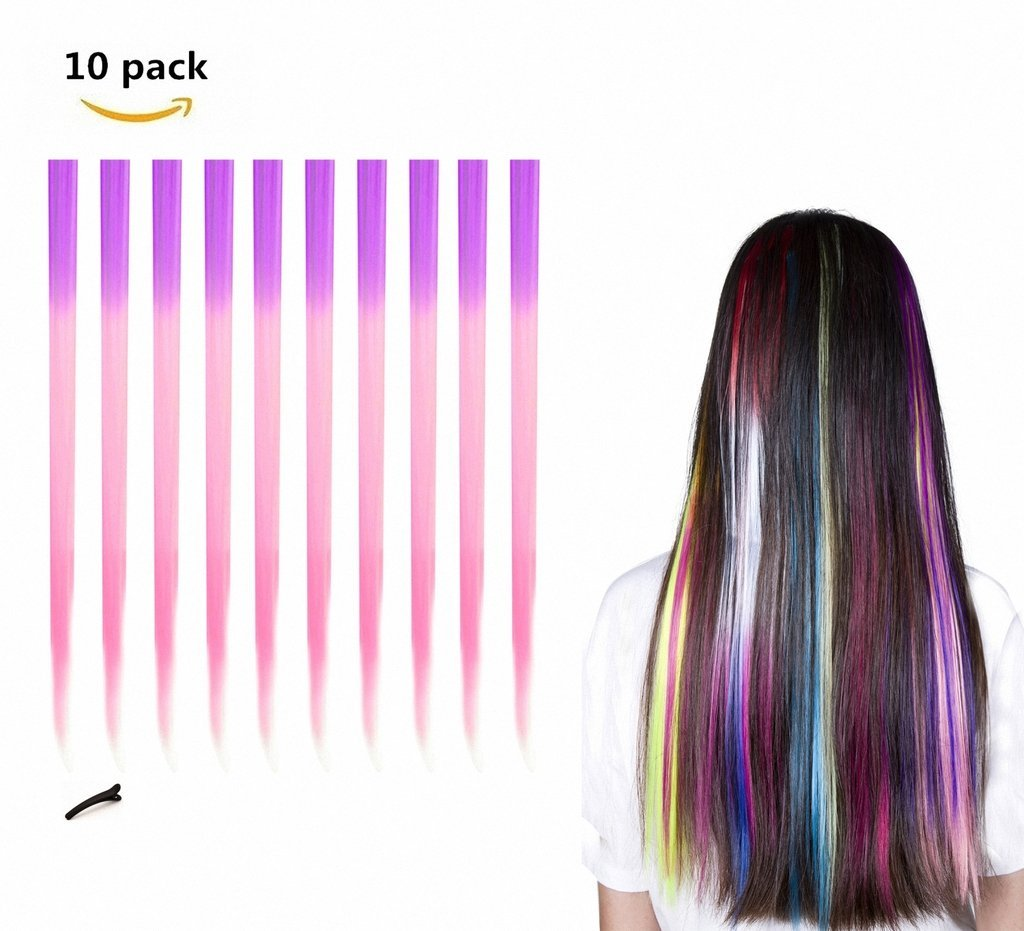 Cheap Kids Pink Hair Extensions Find Kids Pink Hair Extensions