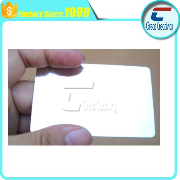 plastic mirror business card manufacturers