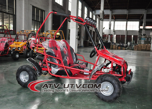 manual off road go kart