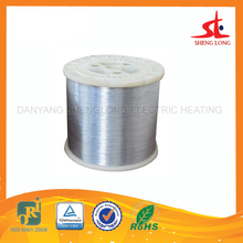 Alibaba China Supplier heat resistant wire,plasticity arbitrarily curved nichrome resistance wire