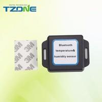 Bluetooth temperature sensor data logging freezer clod room vaccine cabinet use