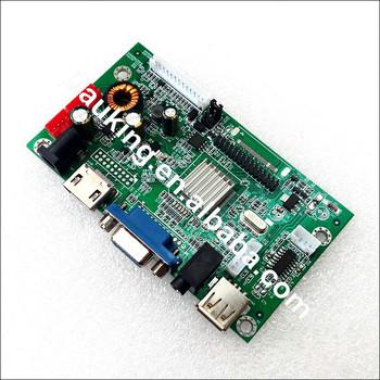 Tft Lcd 1920x1080 Unversal Lcd Monitor Hdmi Vga Controller Board,Best Lcd  Display Controller Board,Lcd Controller Circuit Board - Buy Tft Lcd Lvds