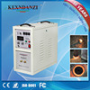 Best seller 25kw high frequency induction iron smelting furnace