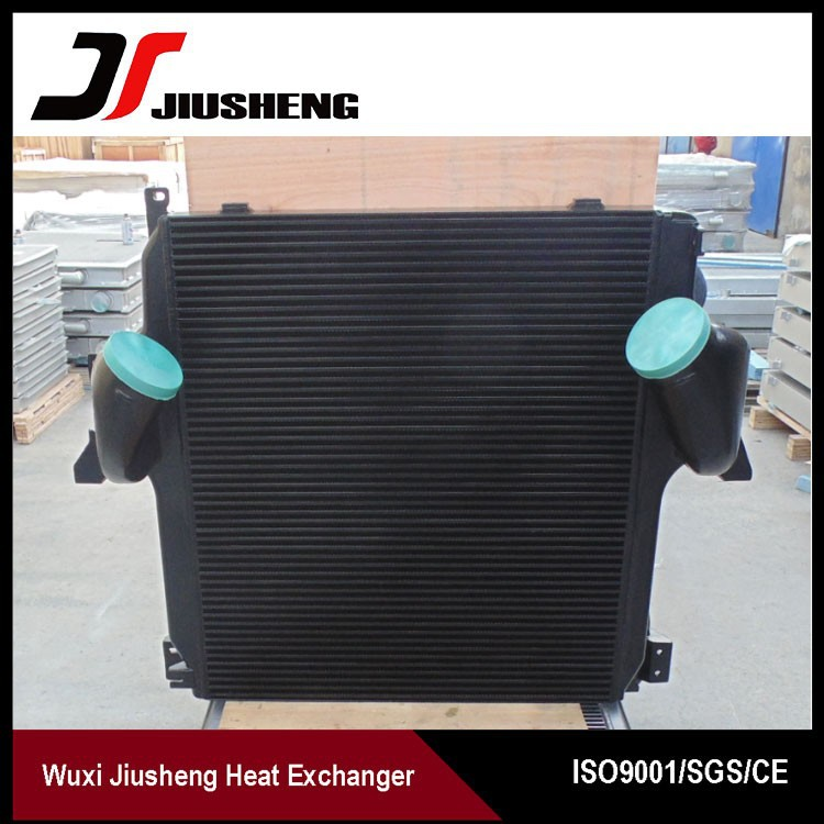 European and American Heavy Duty Truck Radiator