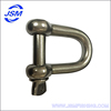 stainless steel shackle yacht parts for wholesaling