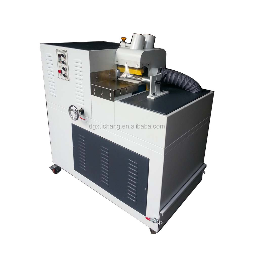 Automatic EVA rubber sports shoe sole roughing grinding machine