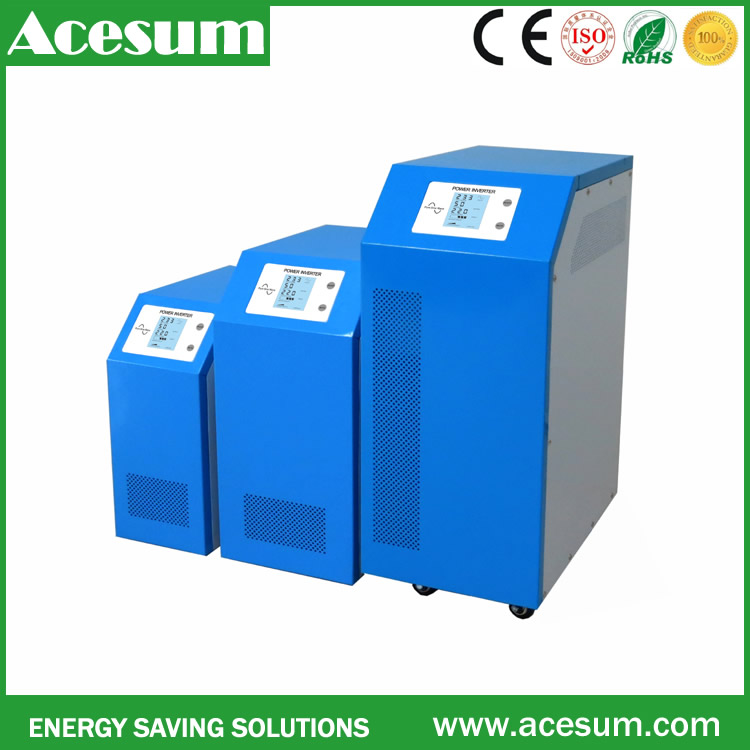 Acesum high power DC192V 96V solar power system home off grid high efficiency for smal power plant
