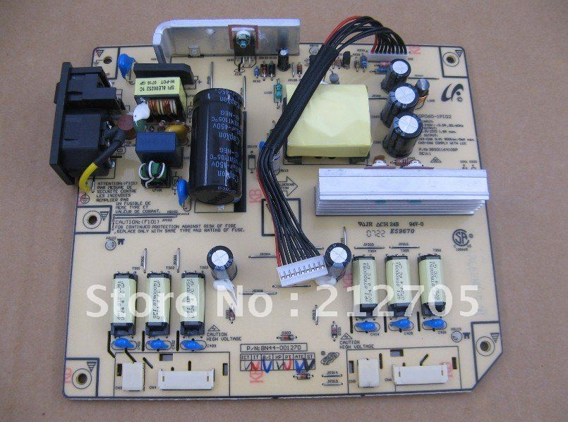 This Picture Is A Preview Of Samsung Bn4400362a Lcd Tv Power Supply