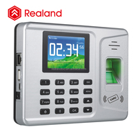 Free software and SDK biometric fingerprint time keeper punch machine time attendance system