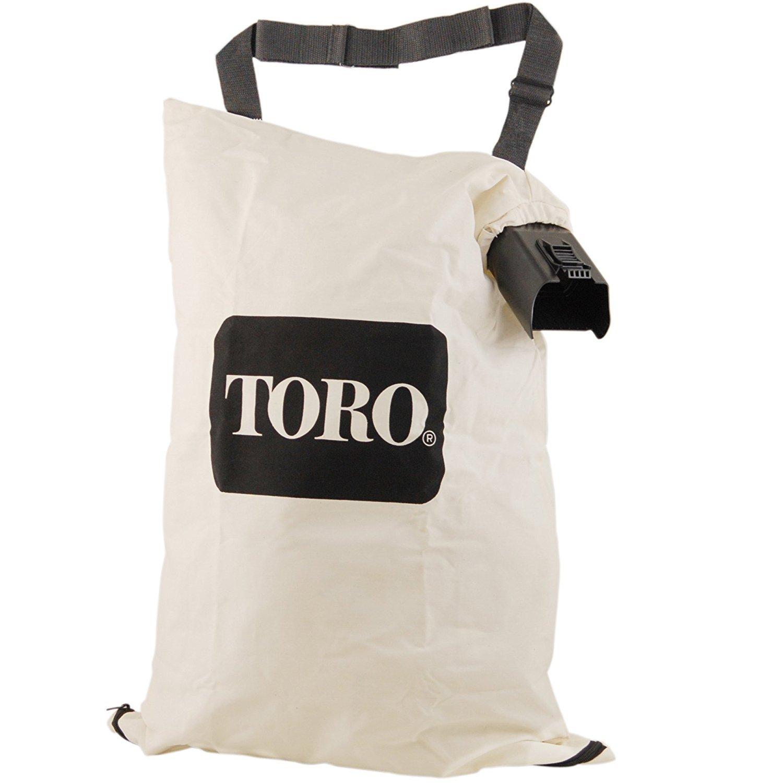 Buy Toro 127 7040 Zippered Bottom Dump Bag For Ultra Blower Rake Vacuum Leaf Blowers 51599 51602 51609 51574 51592 In Cheap Price On Alibaba Com